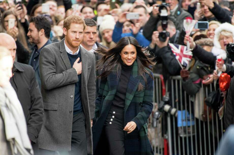 The upcoming nuptials of Prince Harry and actress Megan Markle continue to dominate TV's spotlight. The climactic moment happens very early Saturday, when loads of networks will carry the ceremony live. Photo: DPPA /TNS / Sipa USA