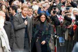 The upcoming nuptials of Prince Harry and actress Megan Markle continue to dominate TV's spotlight. The climactic moment happens very early Saturday, when loads of networks will carry the ceremony live.