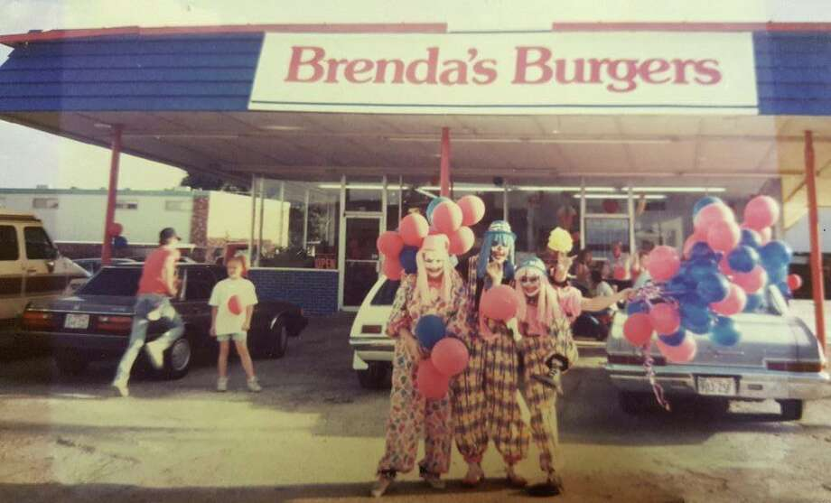 Crystal Garza, Brenda Berry's youngest daughter, shared photos of her family's 30-year business. Photo: Courtesy, Brenda's Burgers