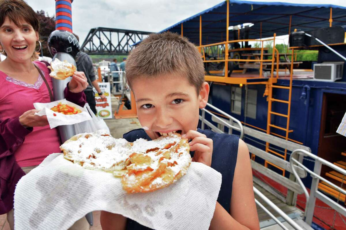 The canal opens this week and Sunday is the Waterford Canal Festival at the Waterford Harbor Visitor Center. Details.