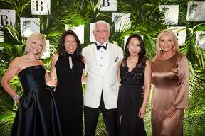 "Greenwich's Bruce Museum held its 31st annual gala on May 12, 2018 at Greenwich Country Club. This year's theme was ""Jewels of the Jungle."" The benefit raises funds for the museum's art and science exhibitions and educational programs. Were you SEEN?"
