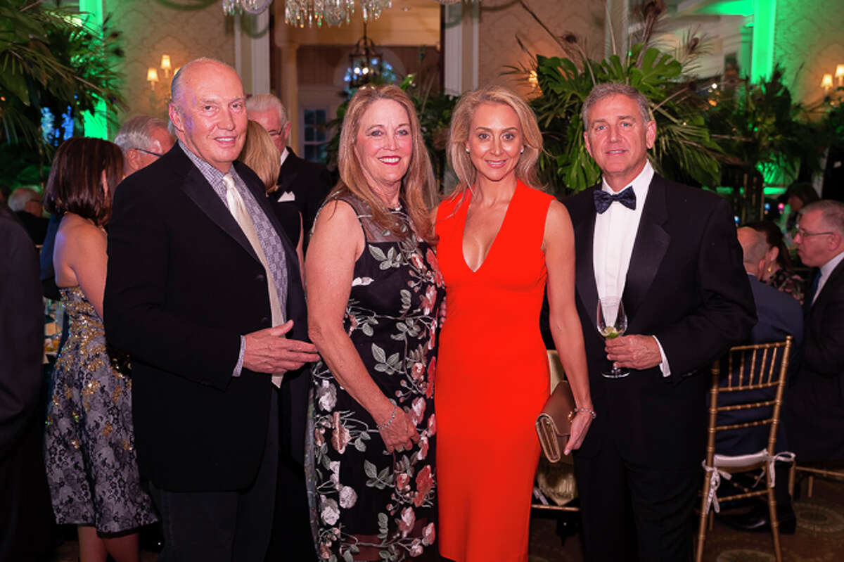 Greenwich's Bruce Museum held its 31st annual gala on May 12, 2018 at Greenwich Country Club. This year's theme was