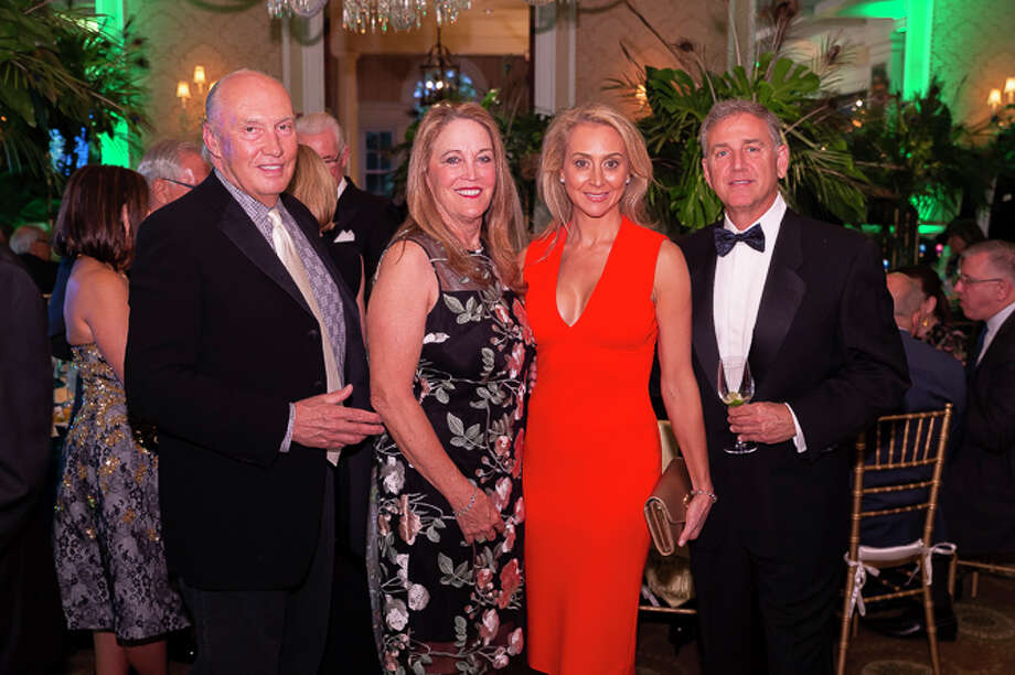 "Greenwich's Bruce Museum held its 31st annual gala on May 12, 2018 at Greenwich Country Club. This year's theme was ""Jewels of the Jungle."" The benefit raises funds for the museum's art and science exhibitions and educational programs. Were you SEEN? Photo: Kyle Norton"