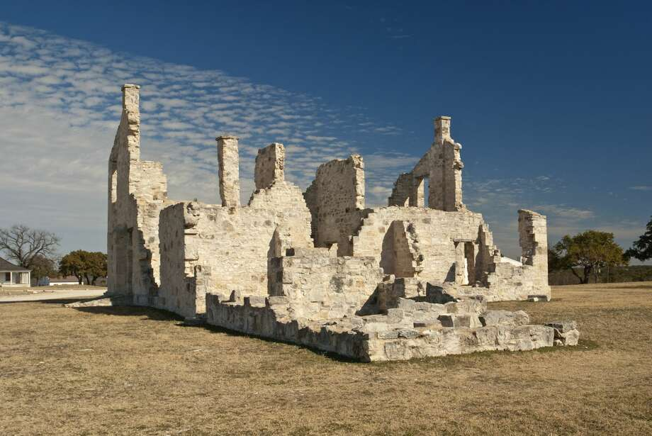 Fort McKavett State Historic Site Where: 7066 FM 864, Fort McKavett, Texas Importance: The location is considered one of the most well-preserved military posts from the Texas Indian Wars. Photo: Witold Skrypczak/Getty Images/Lonely Planet Images