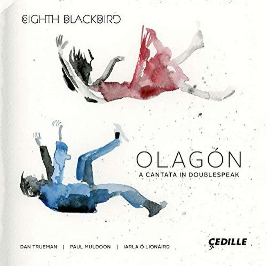 "Eighth Blackbird, ""Olagón"" Photo: Çedille Records"