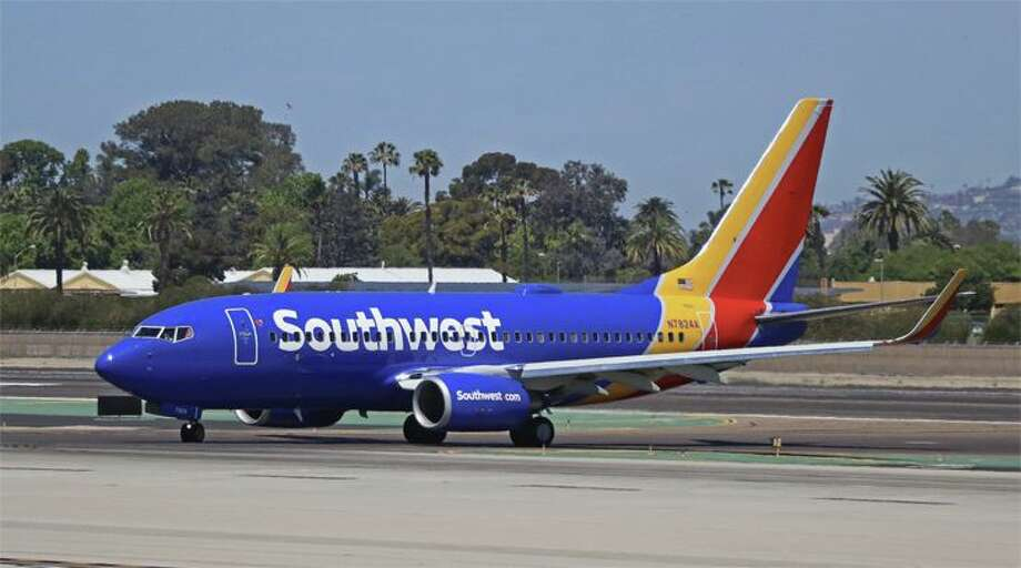 Southwest again ranked number one in award seat availability. (Image: Jim Glab) Photo: Jim Glab