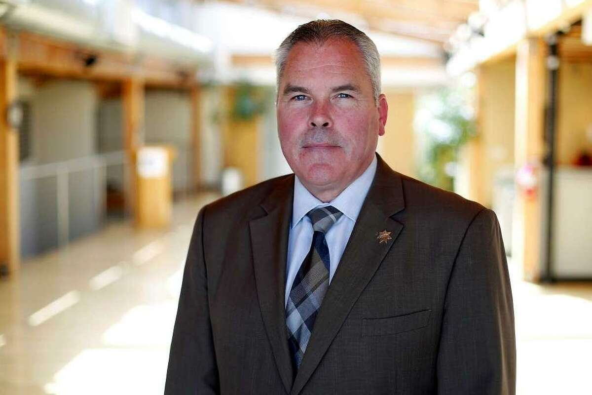 Martin Halloran is out as president of the San Francisco Police Officers Association.