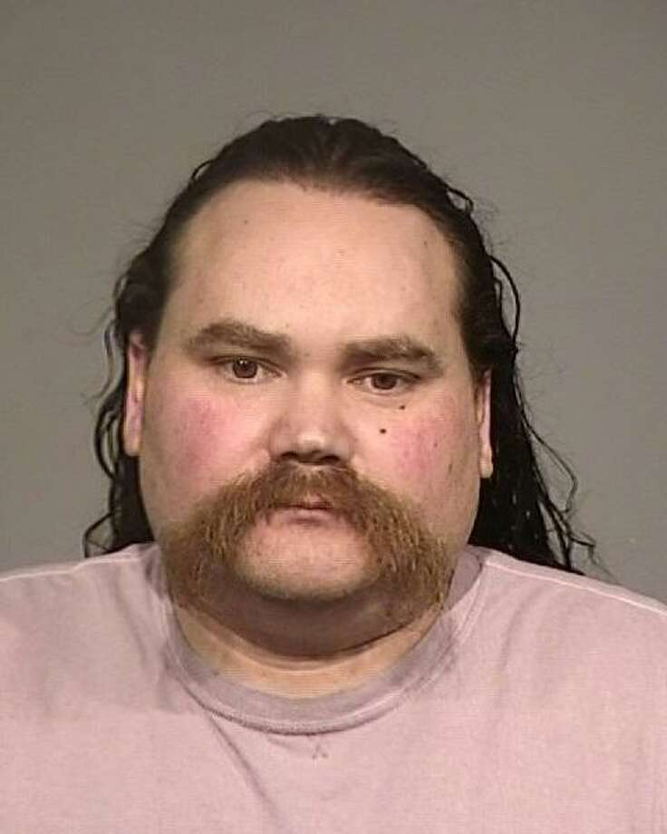 Investigators believe 38-year-old Shaun Gallon is responsible for the double murder of a couple in Jenner in 2004. Photo: Sonoma County Sheriff's Office