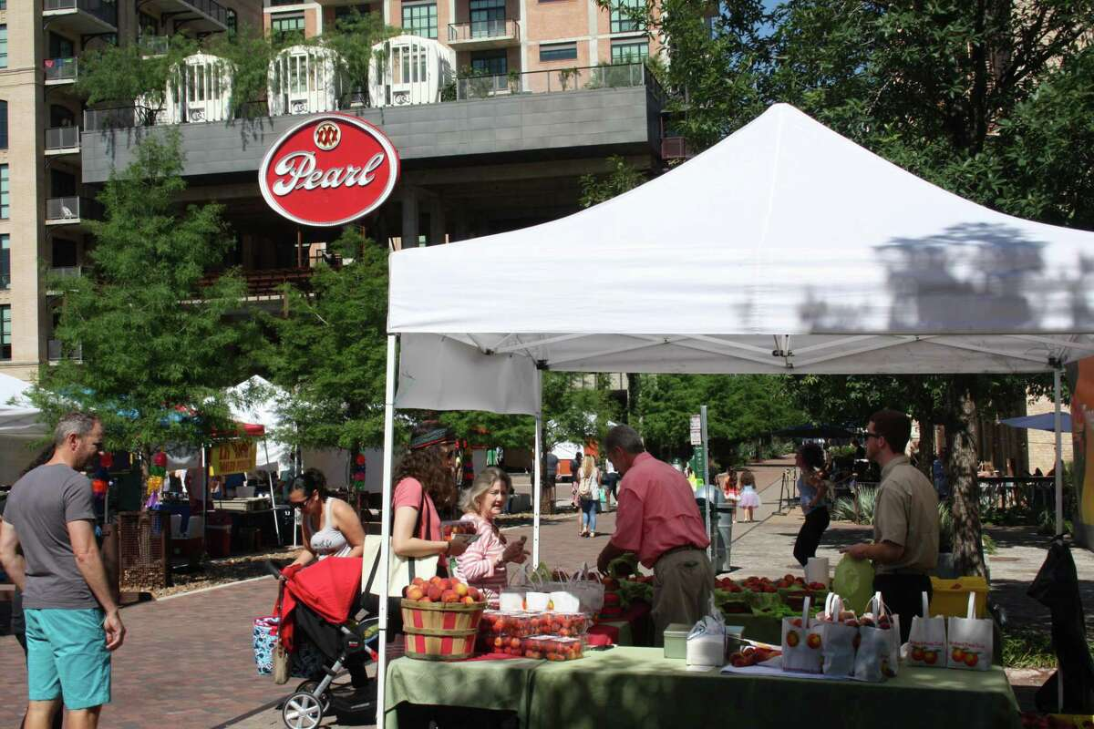 The Pearl Farmers Market operates from 9 a.m. to 1 p.m. Saturdays and 10 a.m. to 2 p.m. Sundays from 10 a.m. to 2 p.m. It also opens for a night market from 4 p.m. to 9 p.m. on the first Thursday of every month.
