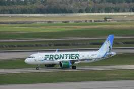 Frontier Airlines now offers routes to 23 U.S. destinations out of San Antonio International Airport after announcing nine nonstop routes on Wednesday.