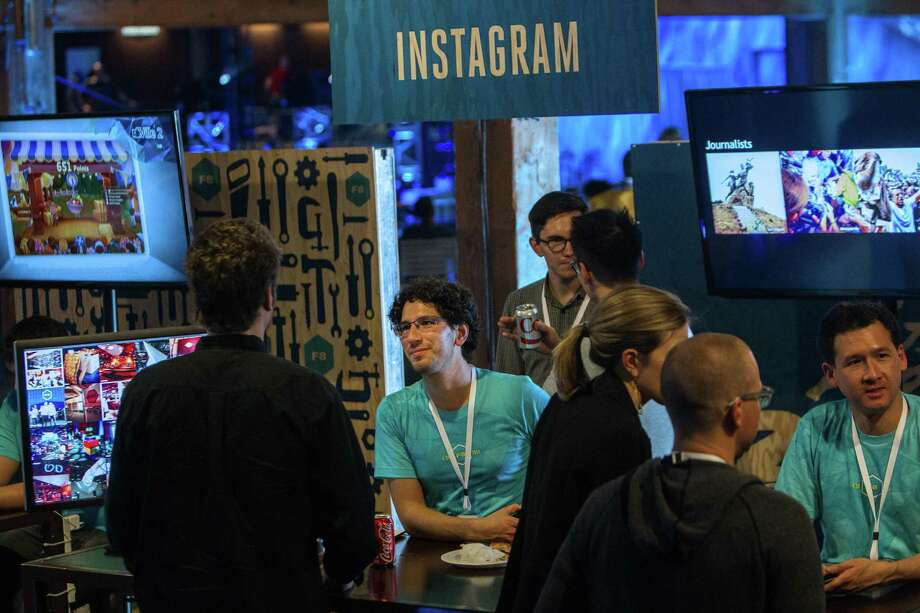Instagram has blossomed under Facebook's ownership, enjoying access to events like the F8 developers conference. Photo: Erin Lubin / Bloomberg 2014 / © 2014 Bloomberg Finance LP