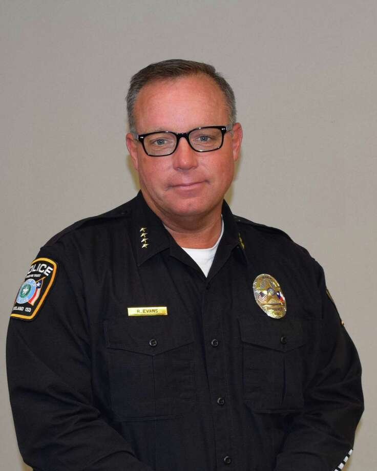 Rex Evans is the new police chief for Splendora ISD. He currently is chief of Cleveland ISD, a position he has held for nearly six years. Photo: Submitted