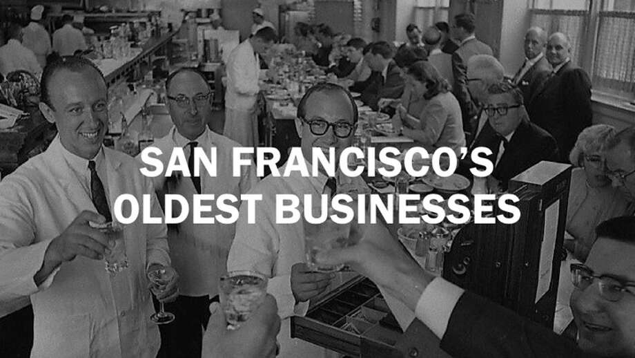 Still booming: San Francisco's oldest businesses