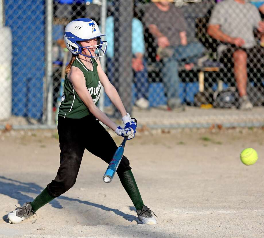 Little League 5-16-18 Photo: Paul P. Adams/Huron Daily Tribune