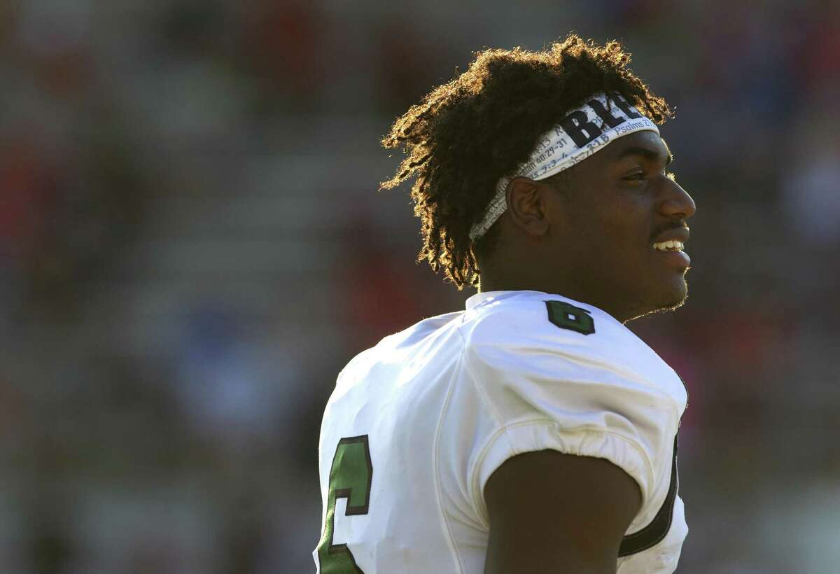 Kingwood Park wide receiver Bryson Jackson will wait a little longer before putting on the football pads for the TCU Horned Frogs.