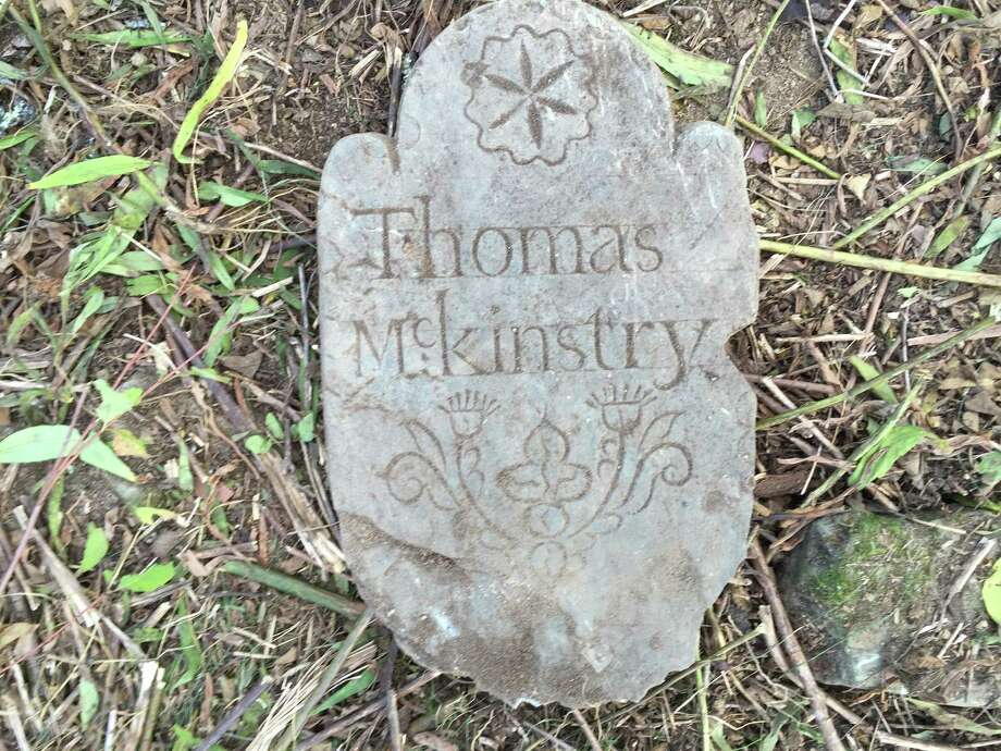 The recently discovered McKinstry graveyard will be among those discussed at a presentation Sunday May 20 at the Roeliff Jansen Museum.