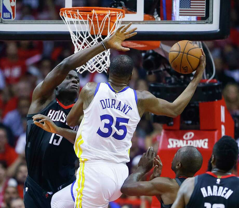 Houston Rockets Western Conference Finals: Solomon: Rockets, Warriors Can't Be Stopped, Until They