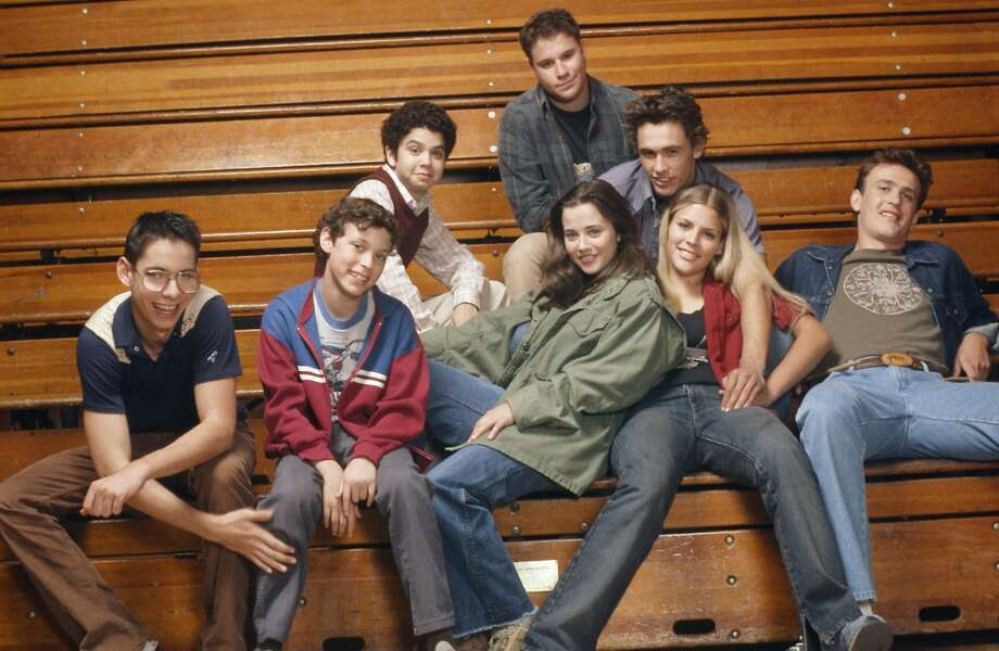 """Freaks and Geeks"" is the epitome of a one-season wonder. But the show's legacy is multi-faceted, and everyone – leads, bit parts, and behind the scenes folks – have gone on acclaim elsewhere. A new documentary traces what it is about this show that solidified a legacy for so many, and why it remains attractive today.  Photo: NBC/NBCU Photo Bank Via Getty Images"
