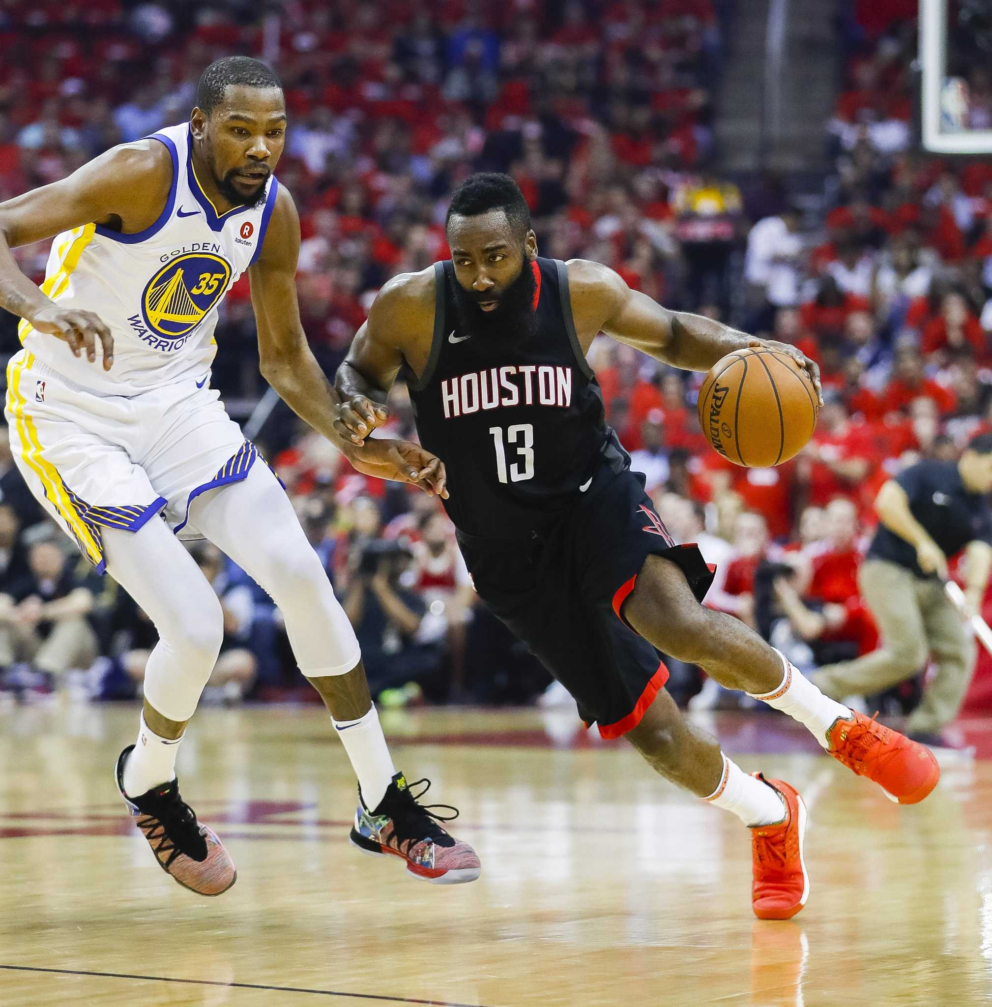 47370dcc143 Rockets even series with win over Warriors - HoustonChronicle.com