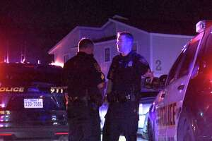 The argument began around 11:45 p.m. when the victim came to his ex-girlfriends apartment in the 300 block of Verne Street and eventually led to a stabbing.