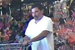 New Braunfels police released this image of the brisket bandit.