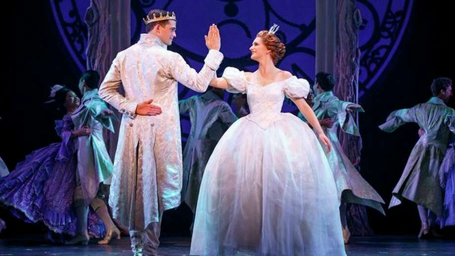 Rodgers + Hammerstein's 'Cinderella,' the 2013 Tony Award-winning Broadway musical from the creators of 'The King & I' and 'The Sound of Music,' will play Midland Center for the Arts this month. (Photo provided)