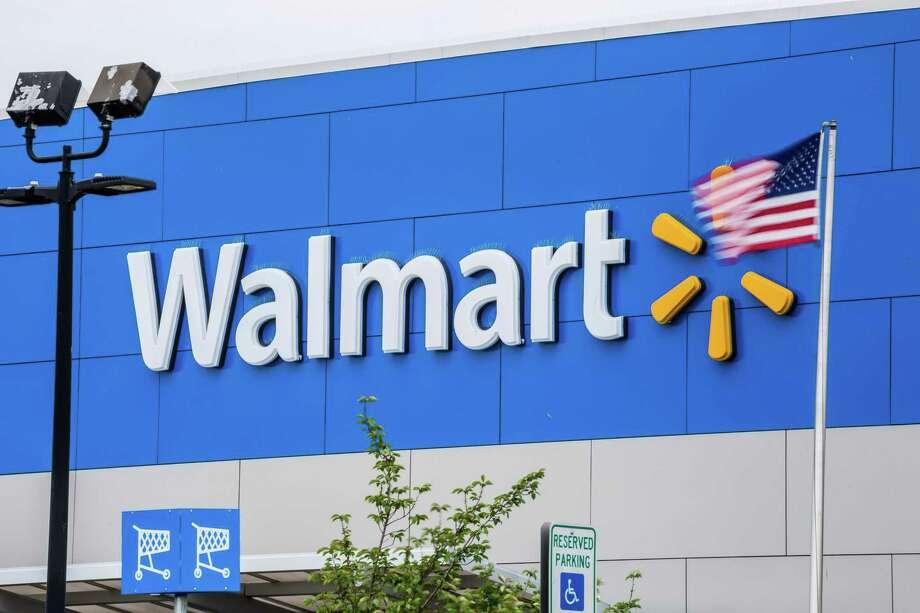 Walmart Photo: Bloomberg Photo By Timothy Fadek. / © 2018 Bloomberg Finance LP