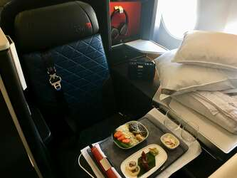 What's going on with Delta's Comfort Plus? - SFGate