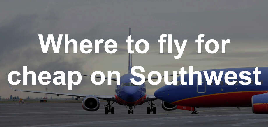 Southwest Airlines is holding a summer sale on domestic plane tickets 