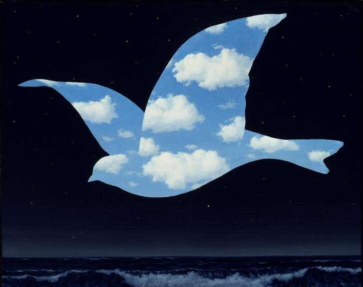 """Ren� Magritte, """""""