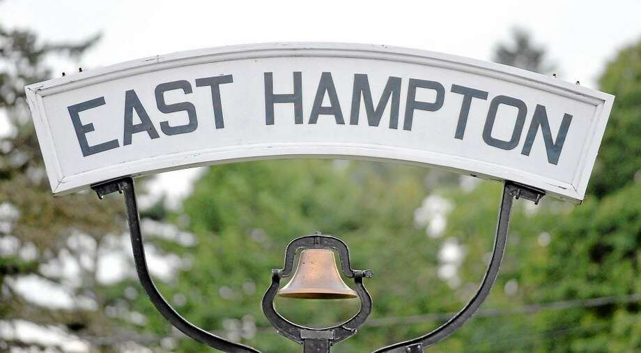 East Hampton Photo: File Photo / TheMiddletownPress