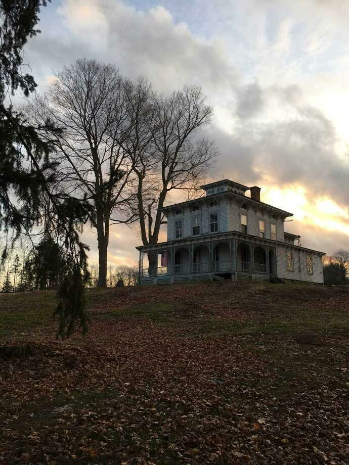 Developer Jim Fieber bought the property at 183 Ridgefield Road and demolished the historic Schlichting House. He has now agreed to sell the property to the Wilton Land Conservation Trust for $2.05 million. Photo: Kaylee Paladino
