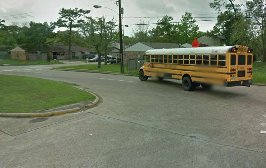 A 13-year-old boy was abducted after getting off the school bus Monday, May 14, 2018, Houston police say. He later escaped and was found near the intersection of North Wayside Drive near Locksley Road, pictured here on Google Maps. Photo: Google Maps