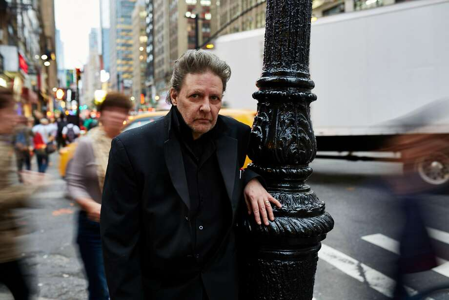 Guitarist-composer Glenn Branca  laid the founda tion for much of today's genre-crossing new music. Photo: Brad Ogbonna / New York Times 2016