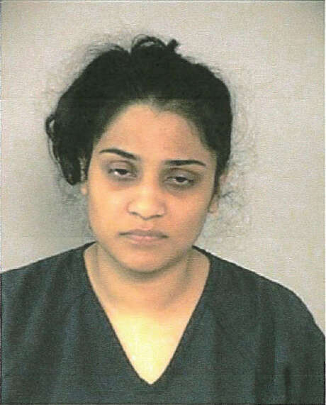 Ayesha Farooq is charged with abandoning or endangering a child after being accused of leaving her 8-month-old daughter in her vehicle with the windows up. Police said the car was turned and at a Hobby Lobby in the 6800 block of Fry Road. Photo: Fort Bend County Constable's Office Precinct 3