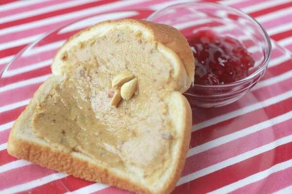 Peanut butter and bourbon (PB&B)
