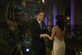 "THE BACHELORETTE - ""Episode 1401"" - Fan favorite Becca Kufrin captured America's heart when she found herself at the center of one of the most gut-wrenching Bachelor breakups of all time. Now the Minnesota girl next door returns for a second shot at love and gets to hand out the roses, searching for her happily-ever-after in the 14th edition of ABC's hit series 'The Bachelorette,' premiering MONDAY, MAY 28 (8:00-10:01 p.m. EDT), on The ABC Television Network. (ABC/Paul Hebert) GRANT, BECCA KUFRIN"