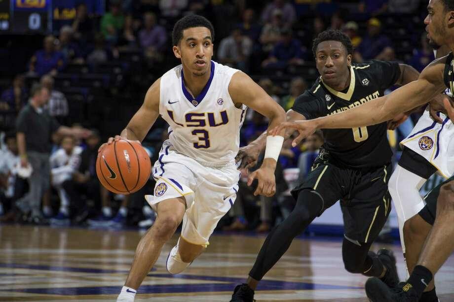 New Haven's Tremont Waters was one of the top freshmen in the SEC at LSU this past season. Photo: Kelly McDuff / LSU Athletics / Kelly McDuff / LSU Athletics