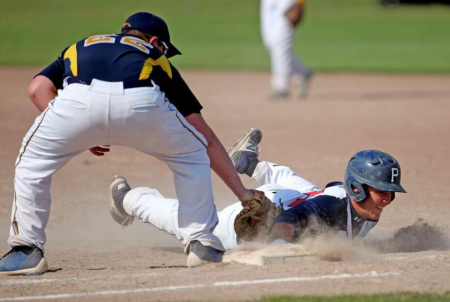 USA at Bad Axe — Baseball/Softball 2018 Photo: Paul P. Adams/Huron Daily Tribune