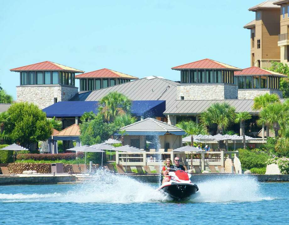 Horseshoe Bay is a 7,000-acre development along Lake LBJ, the reservoir along the Colorado River. The resort includes four golf courses, a full-service marina, a yacht club, several pools and hot tubs, tennis courts and a fitness center. Photo: Courtesy Photo