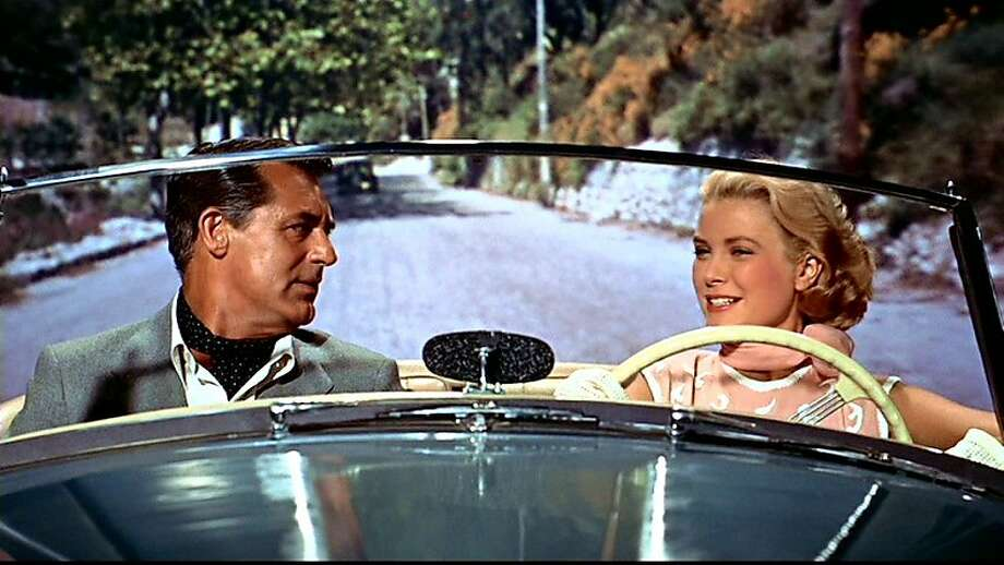 Image result for grace kelly cary grant