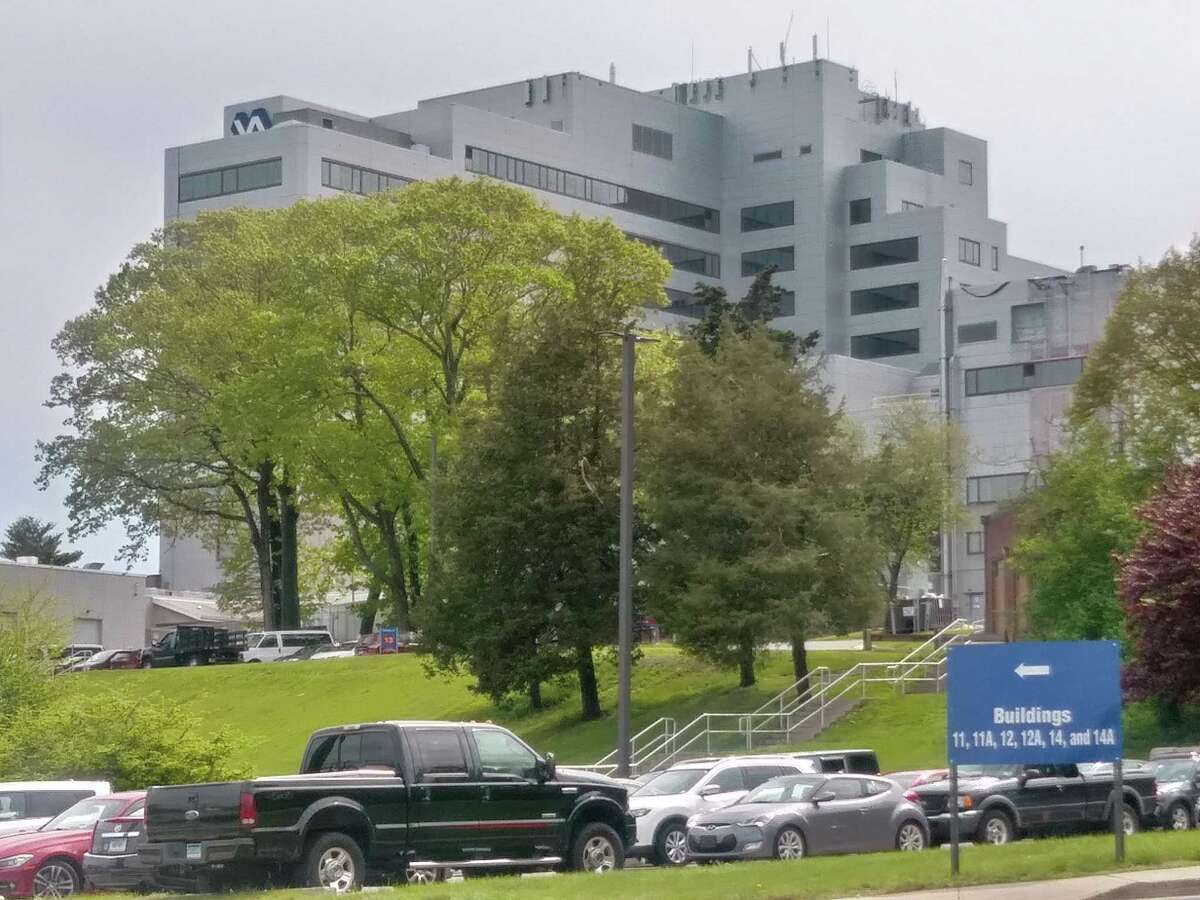 The VA hospital in West Haven