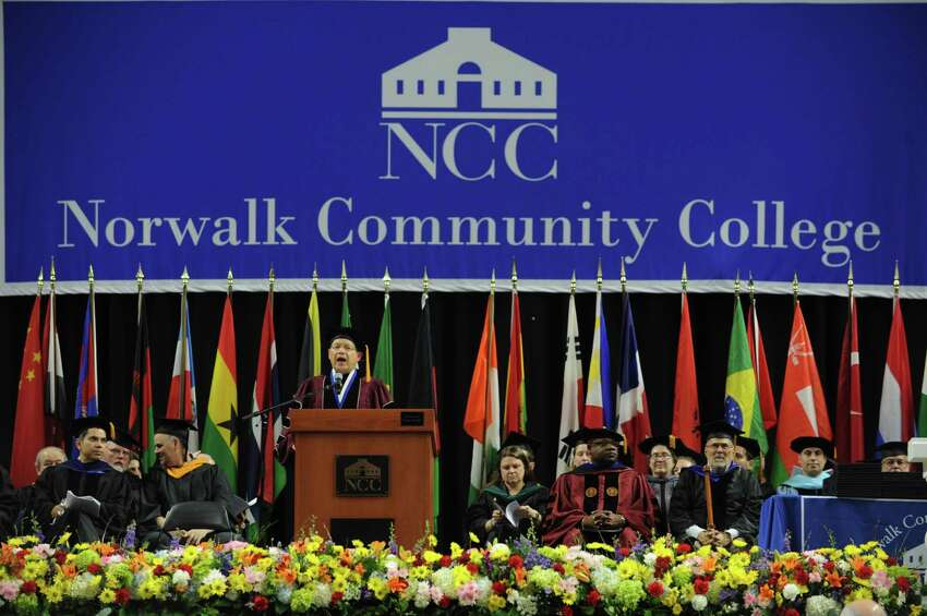 2) Norwalk Community College- 47 Location: Norwalk, CT 2017-18 Enrollment: Approx. 13,000 2017-18 Tuition: $4,188 (full-time) (Source: Norwalk Community College)