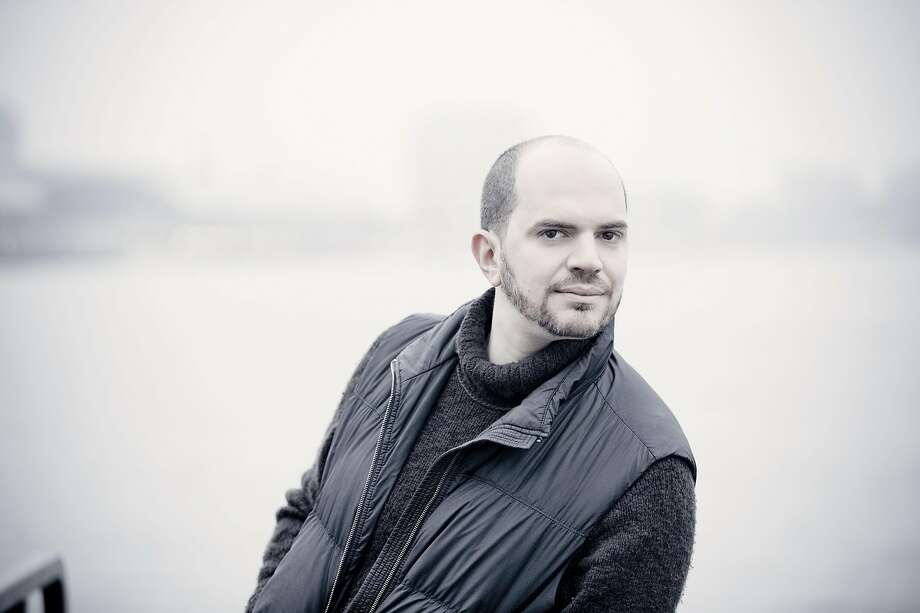 Pianist Kirill Gerstein was a soloist in a Brahms concerto. Photo: Marco Borggreve