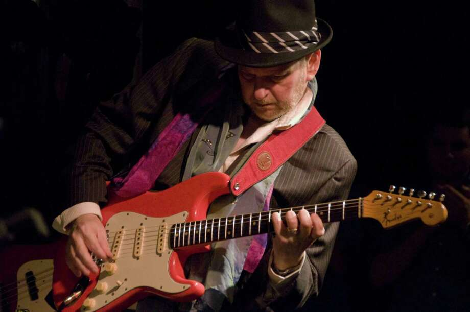 Blues guitarist Ronnie Earl & The Broadcaster will play at the Katharine Hepburn Cultural Arts Center in Old Saybrook. Photo: Contributed