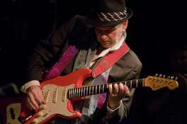 Blues guitarist Ronnie Earl & The Broadcaster will play at the Katharine Hepburn Cultural Arts Center in Old Saybrook.