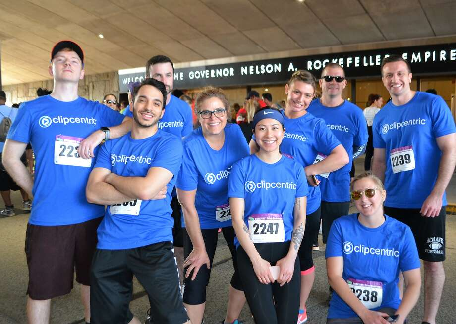 Were you Seen at the CDPHP Workforce Team Challenge at Empire State Plaza in Albany on May 17, 2018? Photo: Photo By: Diana Centanni