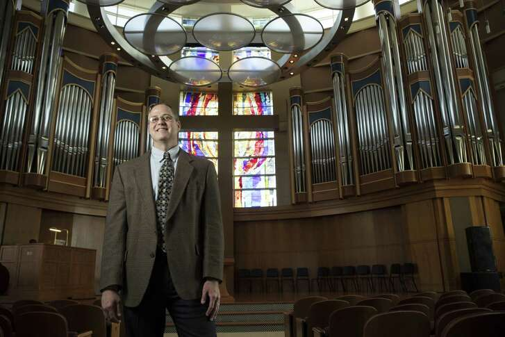Michael Todd Bates is the new dean of Houston Baptist University's School of Christian Thought.