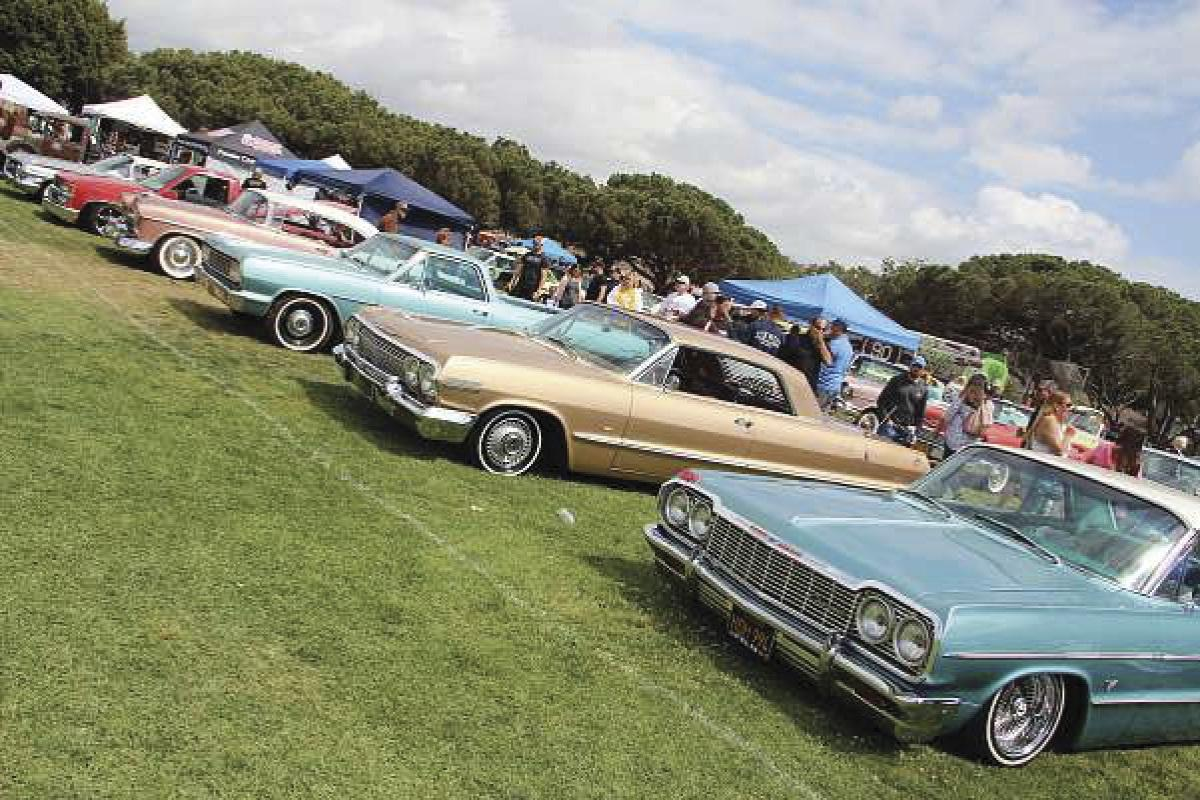 Classic Chevys take center stage in 'Screenland' show