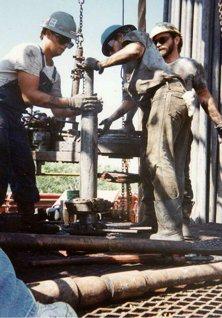 Oil And Gas Jobs Are Growing Again In Texas. Photo: Glenn Lynch, HO